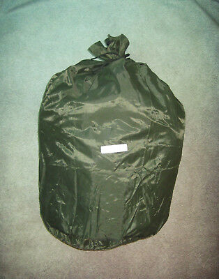 NEW Army Wet Weather Clothing Bag Military Green Waterproof Laundry Gear