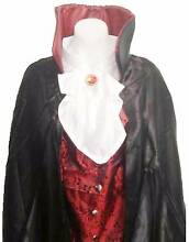 MEN'S DRACULA/VAMPIRE 4 PCE FANCY DRESS COSTUME FOR HIRE ONLY Ashfield Bassendean Area Preview