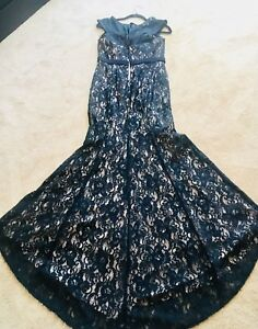 Evening dress size 8/10 . In very good condition and clean