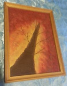 """Painting - """"Fall In Love"""" - $15.00 Kingston Kingston Area image 1"""