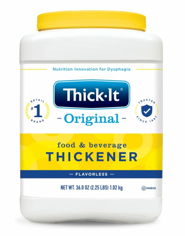 Food and Beverage Thickener Thick-It Original 36oz Canister (Case of 6)