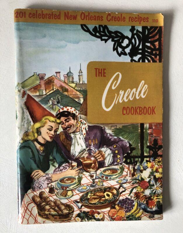 Vintage 1955 The Creole Cookbook Southern New Orleans Recipes Melanie De Proft