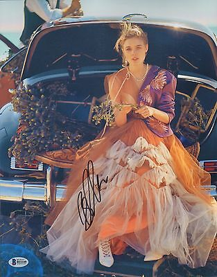 Bella Heathcote Signed 11X14 Photo Bas Beckett Coa Fifty Shades Darker Picture 1
