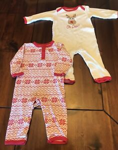 Christmas Pajamas (NEW!) Size 18 Months