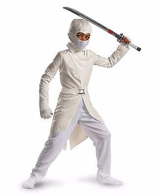Rubie's Costume-Deluxe GI Joe Storm Shadow Costume Small Size 4-6x-New!