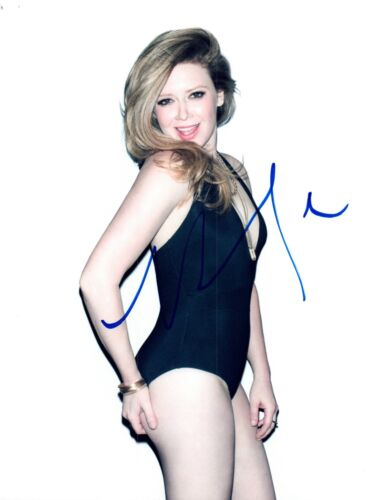 Natasha Lyonne Signed Autographed 8x10 Photo Hot Sexy Bathing Suit Pose  COA AB