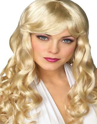 Movie Starlet Wig long female costume show girl hair TV Hollywood actress - Female Costume Wigs