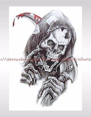 US SELLER-sugar skull Halloween large 8.25