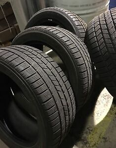 "4 winter tires 19"" Pirelli Ice & Snow"