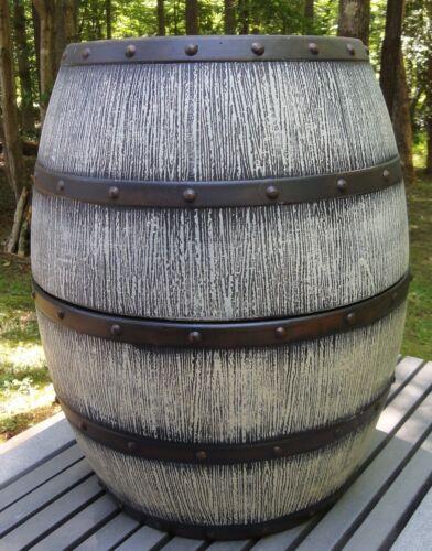 Spirit Halloween Spirit Acres Cornfield Barrel Store Display Heavy Plastic Prop