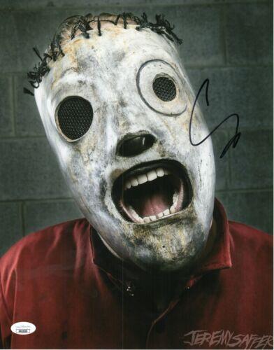 Corey Taylor Autograph Signed 11x14 Photo - Slipknot Lead Vocalist (JSA COA)