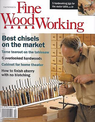 Fine Woodworking Magazine Best Chisels Table Saw Hardwoods Home Theater Cabinet