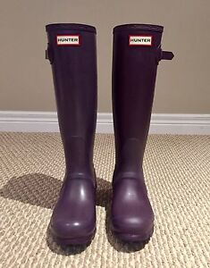 Hunter boots brand new in box