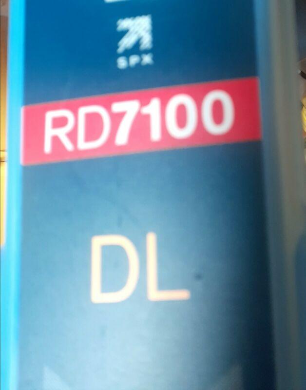 Radiodetection RD 7100  line locator