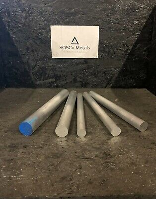 Aluminum Round Rod 1-18 1-14 1-12 1-58 Assortment 6061 Bar Stock 7.30