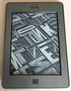 Amazon Kindle Model D01200 eReader-Wifi. Doncaster Manningham Area Preview
