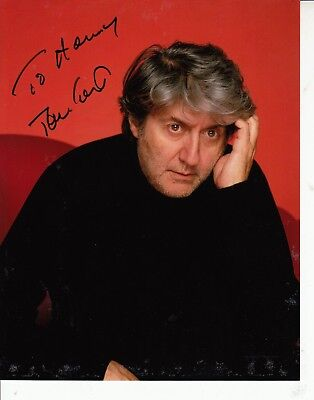 Tom Conti HAND SIGNED Autograph 7x5 INCH PHOTOGRAPH Film Shirley Valentine