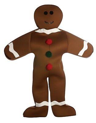 Gingerbread Man Adult Costume](Gingerbread Man Costume Adult)