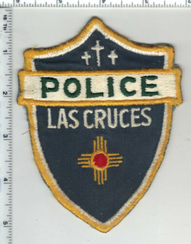 Las Cruces Police (New Mexico) 1st Issue Shoulder Patch