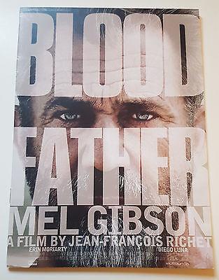 Blood Father : Mel Gibson Cannes press 2016 Pressbook JEAN-FRANCOIS RICHET