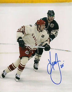 KEITH PRIMEAU SIGNED PHILADELPHIA FLYERS ALL STAR GAME 8