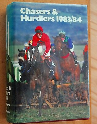 Chasers & Hurdlers 1983/1984 Timeform Publication Nearly 1.000 pages