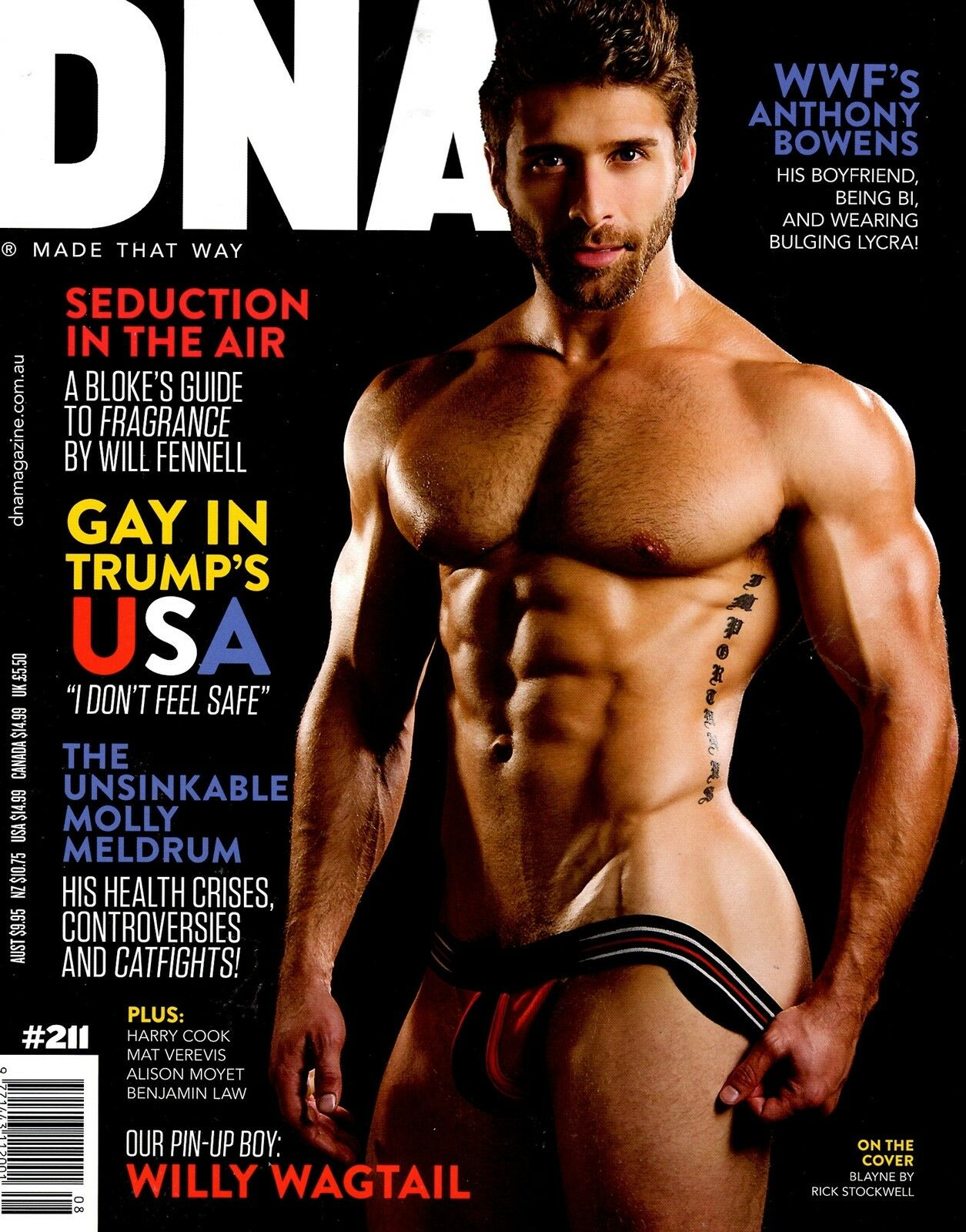 gay mens magazine