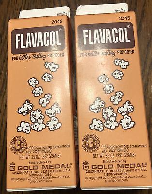 Flavacol Popcorn Season Salt 35 Oz.