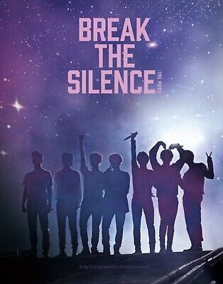 BTS 'Break the silence:The Movie PERSONA' Limited Special Ticket