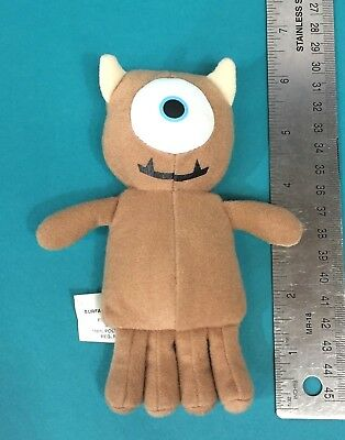 """Monsters Inc Little Mikey 6"""" Plush Friend Replacement For Babblin Boo Doll Pixar for sale  Godfrey"""