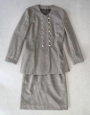 Damenkostüm - Größe 36 - italienisches Modell - 1990er Jahre