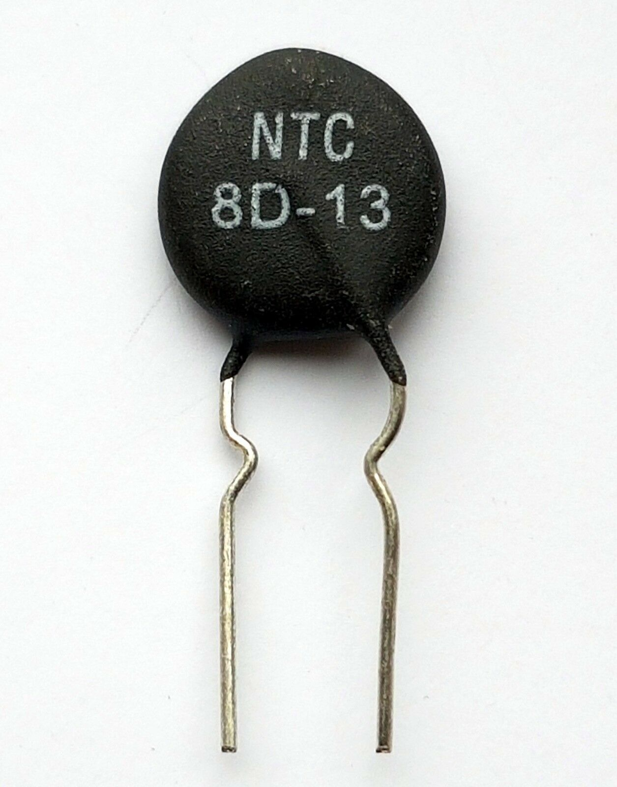 2 X Ntc 8d 13 Inrush Current Limiter Power Thermistor 8 Ohm 4amp Selection Criteria Steady State Of 3