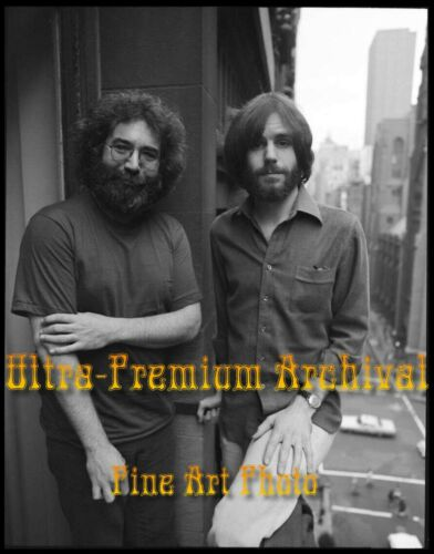 Jerry & Bobby GRATEFUL DEAD Terrapin Sessions