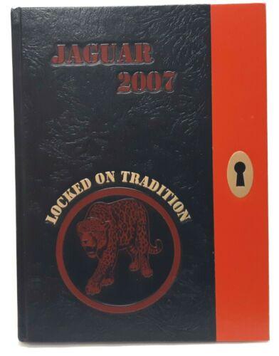 Jaguar 2007 Yearbook Jackson NJ Memorial High School
