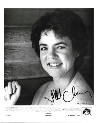 "Stockard Channing ""Grease"" Autogramm signed 20x25 cm Bild s/w"