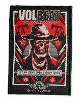 Volbeat  Aufnäher  Outlaw Ghoul Volbeat  Patch Gewebt/Liz. Nordrhein-Westfalen - Gescher Vorschau