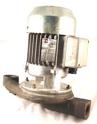 Solvent Pump Due Effe Es100 240603 1hp Stock 502-003