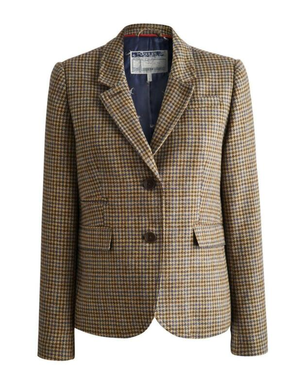 Tweed Womens Blazer