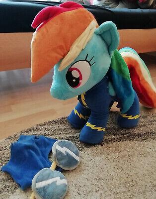 MLP My Little Pony G4 Stofftier Plüschtier Plush Rainbow Dash Wonderbolt 50cm