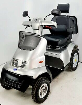 TGA Breeze S4 8mph mobility scooter, only 300 miles!! #1657