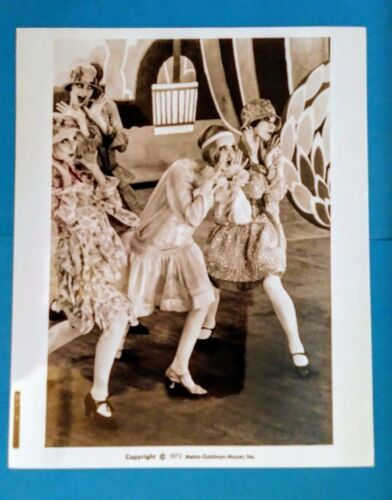 """TWIGGY"" from the movie musical THE BOY FRIEND in 1972 - movie photo still"