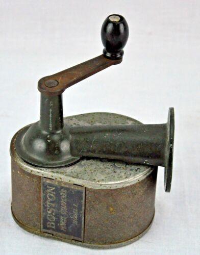 """Vintage Boston Pencil Sharpener Model L, 4 ½"""" x 4"""" .(BI#MK/181121)"""