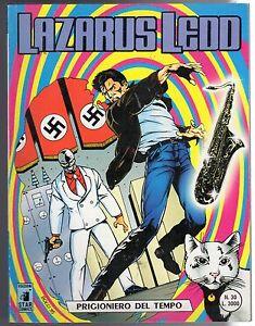 fumetto-LAZARUS-LEDD-editoriale-STAR-COMICS-formato-BONELLI-numero-30