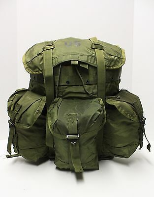 Medium ALICE Field Pack Genuin US military Backpack rucksack good condition