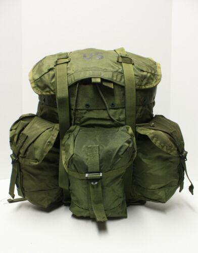 USGI Medium ALICE Pack with Shoulder Straps OD