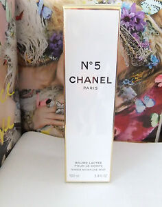 CHANEL-No5-Sheer-Moisture-Mist-N-5-Perfume-100ml-3-4Oz-Brand-New-In-Box-Sealed
