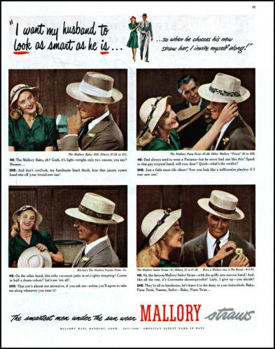 1948 Wife Husband Mallory men