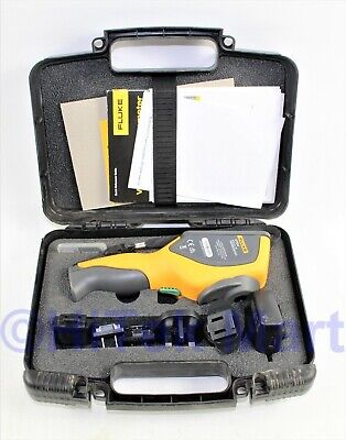 Fluke Vt04 Visual Ir Thermometer With Original Hard Carrying Case