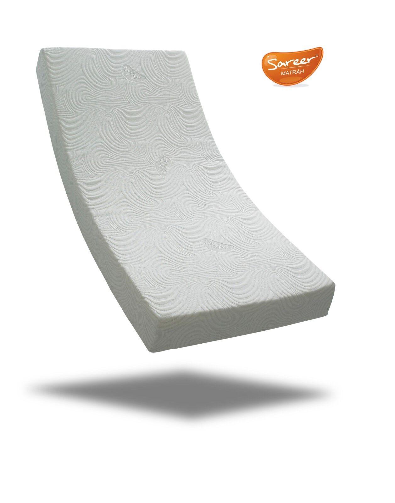 Natural Latex Foam Mattress 5ft King Size Uk Made Ebay
