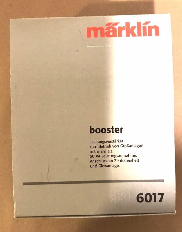 Märklin Marklin 6017 Booster OB